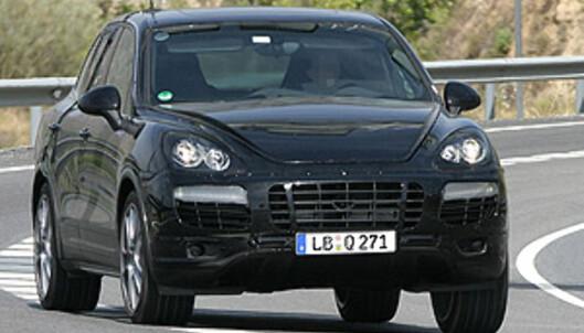 Ny Porsche Cayenne på vei