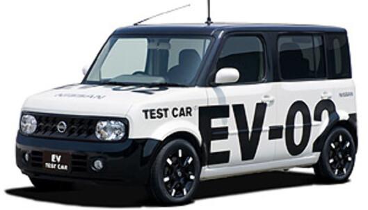 Elektrisk fra Nissan