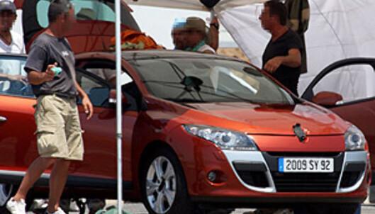Ny Renault Megane like rundt hjørnet