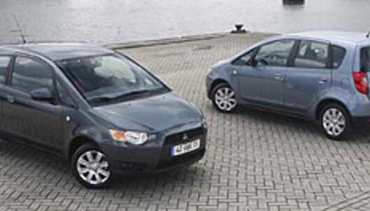 Praktisk småbil fornyet