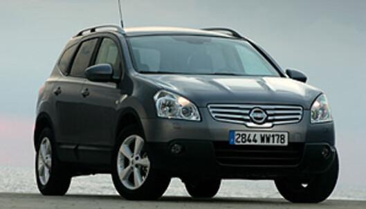 Ny folke-SUV fra Nissan