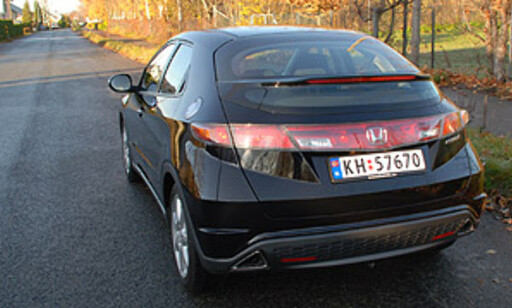 image: TEST: Spenstig Honda på diesel
