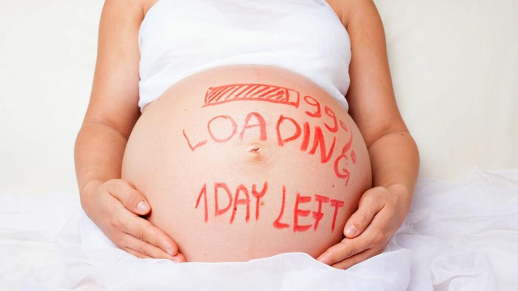 <b>FAKTA OM FØDSELEN:</b> Fødselen er en stor begivenhet som det kan være greit å kunne litt om på forhånd! Foto: NTB Scanpix
