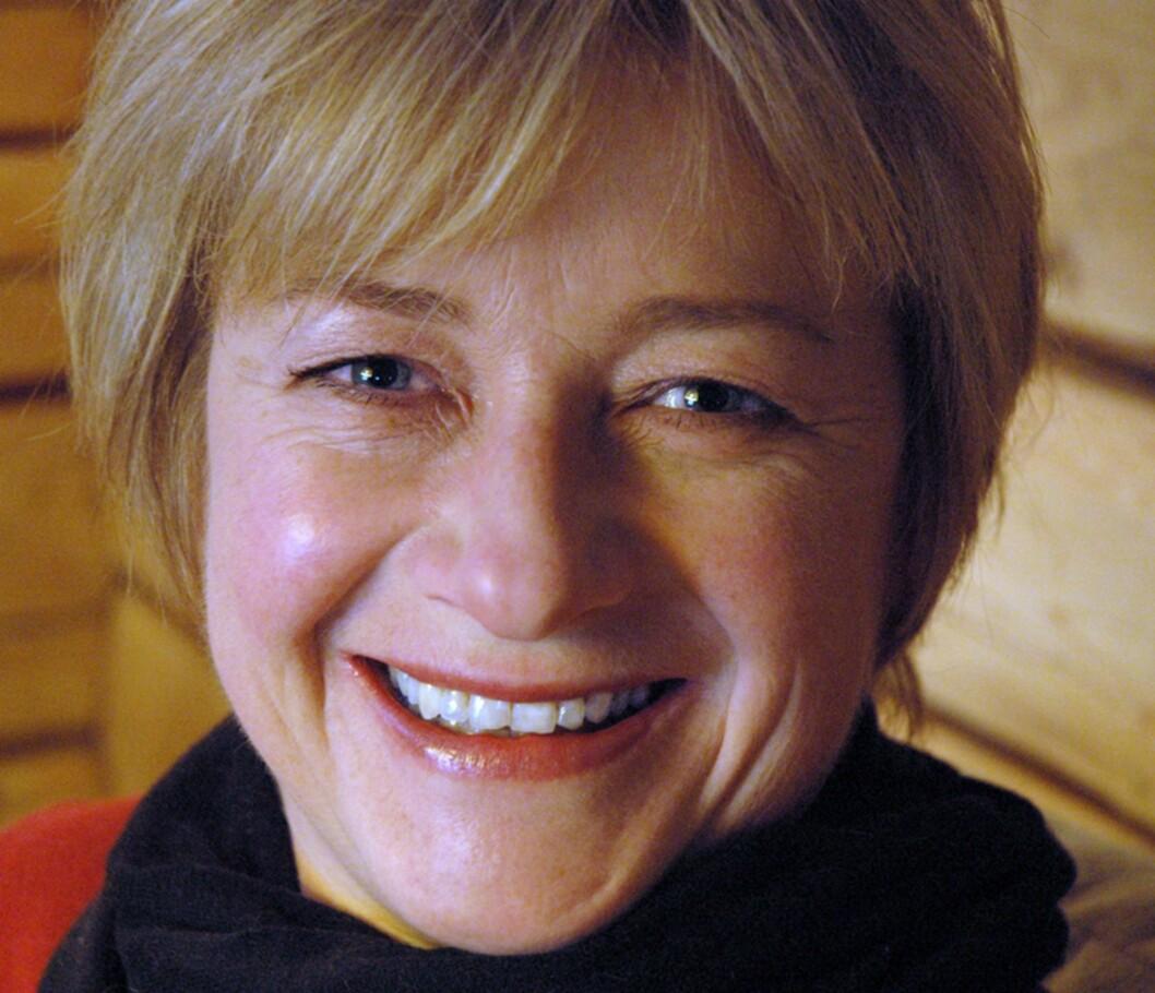 <strong>STERKT PLAGET:</strong> Anna Lykkja har i mange år slitt med kraftige blødninger og sterke smerter. Foto: privat