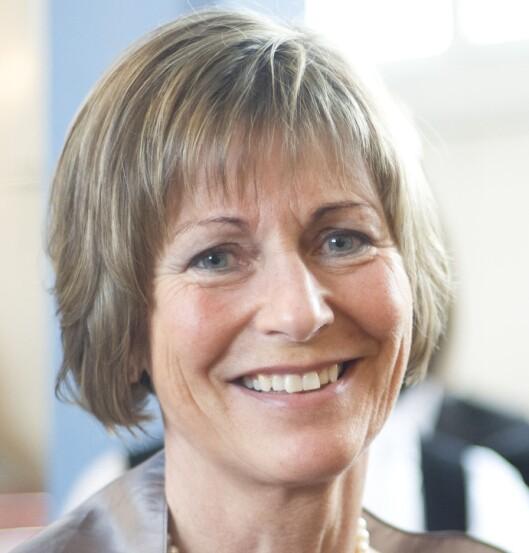 Anne Tandberg, overlege med spesialisering innen kvinnesykdommer og fødselshjelp ved Haukeland Universitetssykehus. Foto: Privat