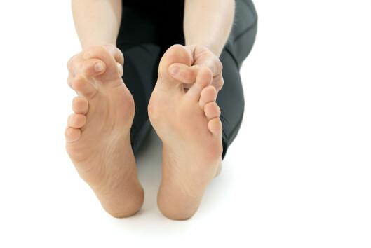 Større føtter kan være et - ikke akkurat velkjent - symptom på graviditet.  Foto: NTB/Scanpix