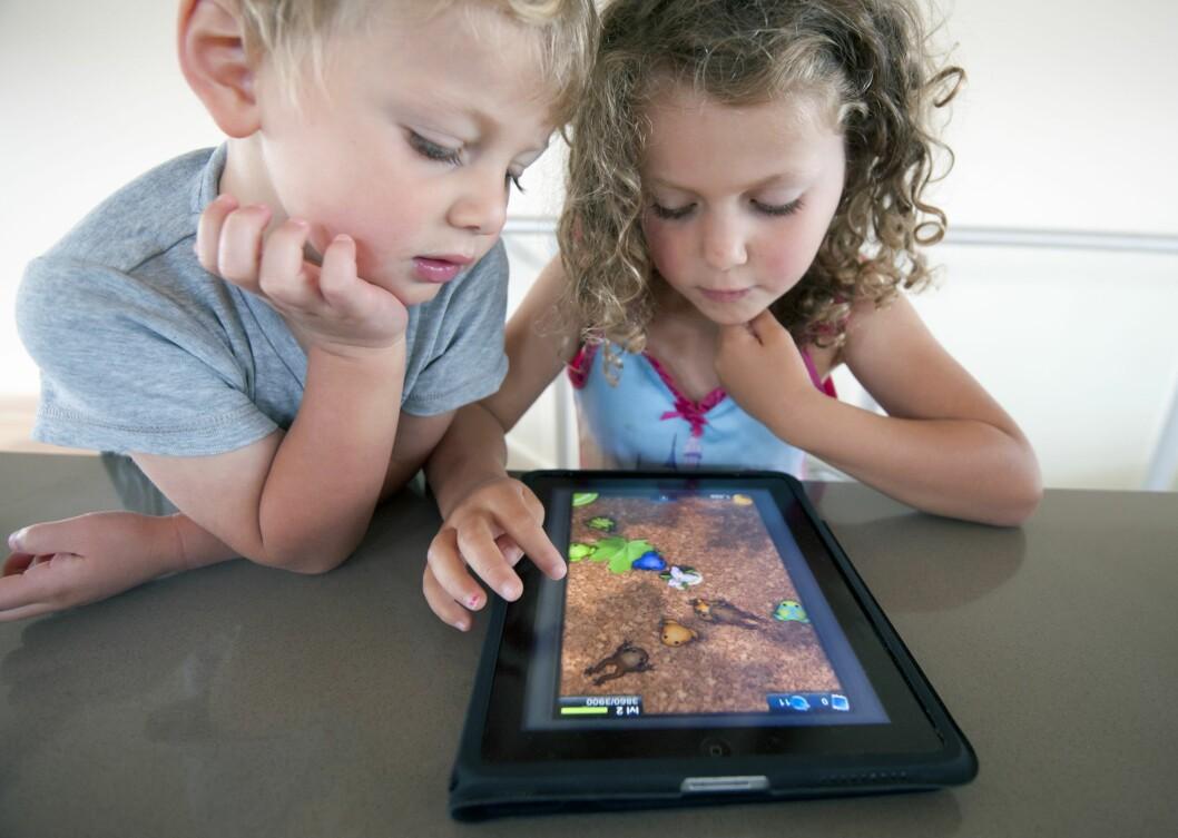 VANSKELIG Å AVSLUTTE: Hva fungerer best for ditt barn? Test selv. Foto: NTB scanpix