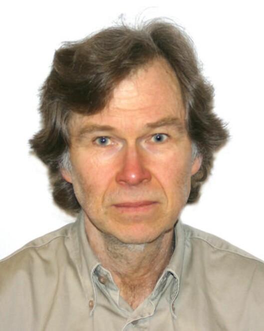 NAVNEFORSKER: Førsteamanuensis Ivar Utne ved Universitetet i Bergen Foto: UiB