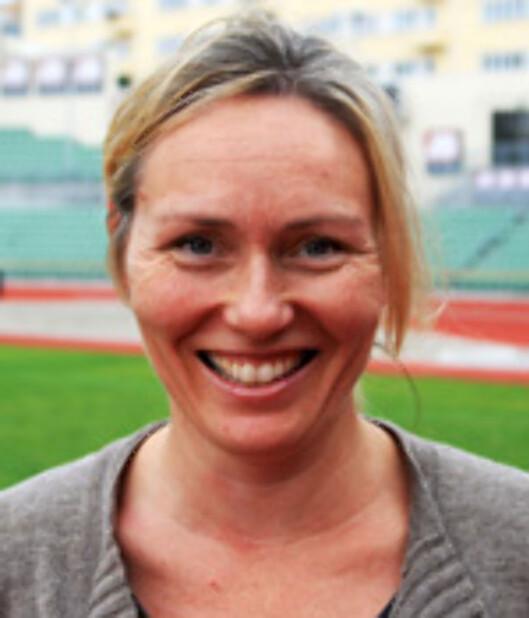 Mari Bjone, Idrettsforbundet Foto: Privat