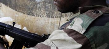 - Gbagbos soldater har lagt ned våpnene