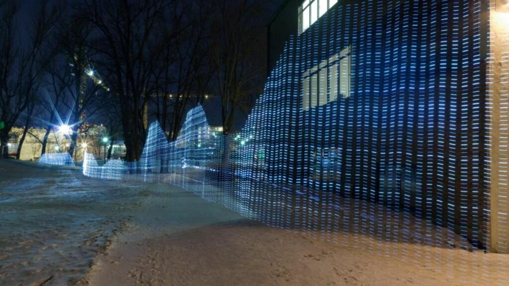 TRENGER DIGITAL PLAN: Når alt kommer til alt, vil de som jobber og bor i framtidas Bjørvikas være mer på Internett enn på Muchmuseet, uansett hvor det ligger, skriver forfatteren. Foto: Timo Arnall