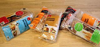 image: Smakstest av halvstekte brød