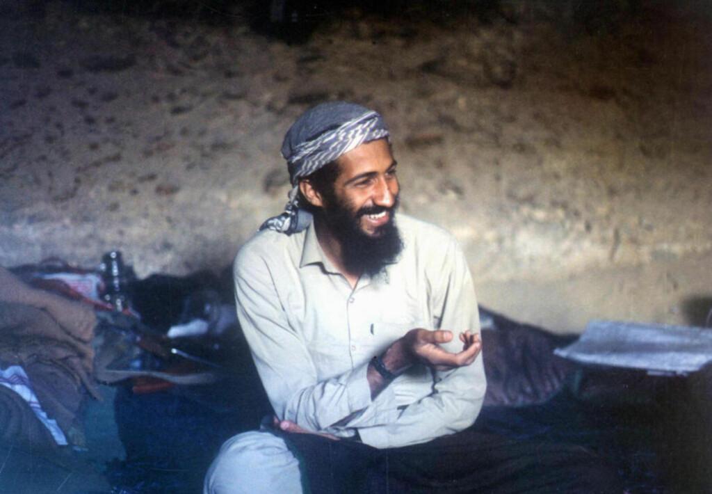 UBEVÆPNET: Osama bin Laden var ikke bevæpnet under angrepet fra de amerikanske spesialstyrkene. Foto: AFP / Scanpix