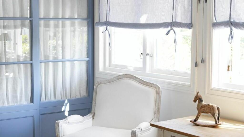 Se den flotte villaen i fransk landstil - Dagbladet