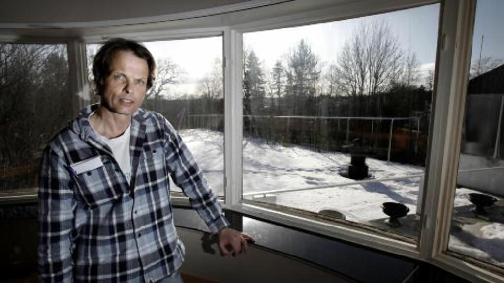 - SER PÅ: Erling Kagge opplevde at Riksantikvaren satt altfor lenge på gjerdet i forbindelse med den verneverdige boligen Villa Dammann. Foto: Erling Hægeland/Dagbladet