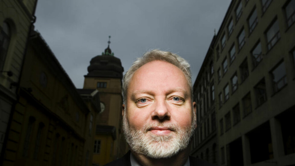 - NASJONAL SKAM: Flyttinga av Nasjonalgalleriet er én av mange saker riksantikvar Jørn Holme (bildet) har sviktet på, mener arkeolog Sjur Harby. Foto: Berit Roald / Scanpix