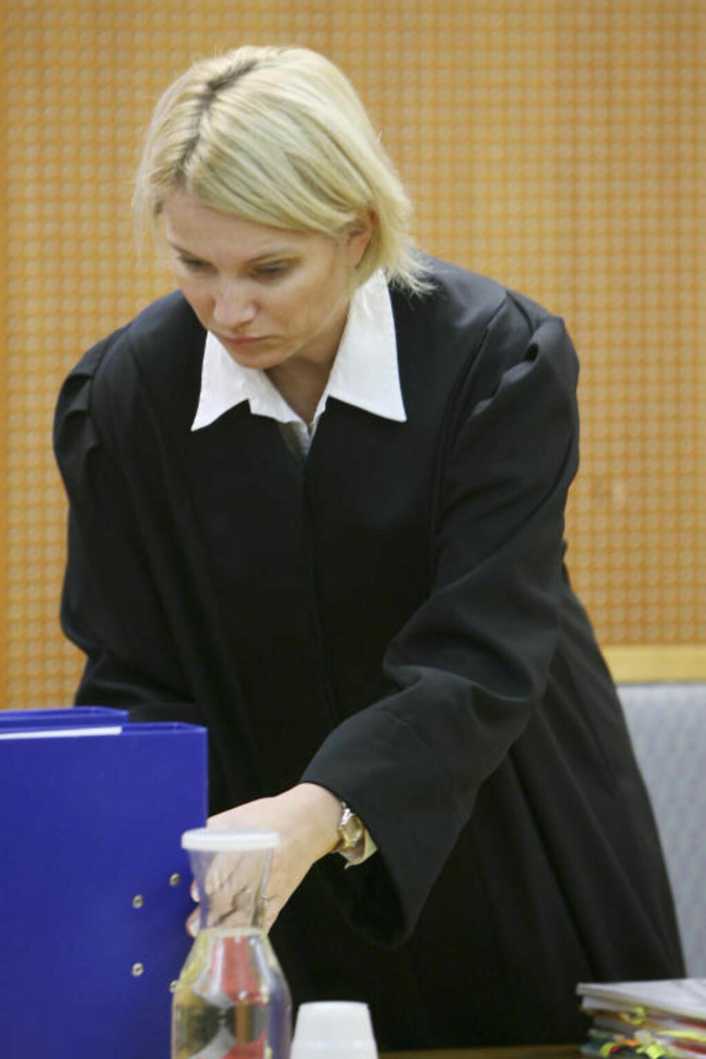 """ANKLAGES FOR LØGN: Statsadvokat Anne Margrete Katteland anklages i stevningen for å være """"skjev, uetterrettelig og usann"""" og for å misforstå med vilje. Foto: Håkon Mosvold Larsen / SCANNPIX"""