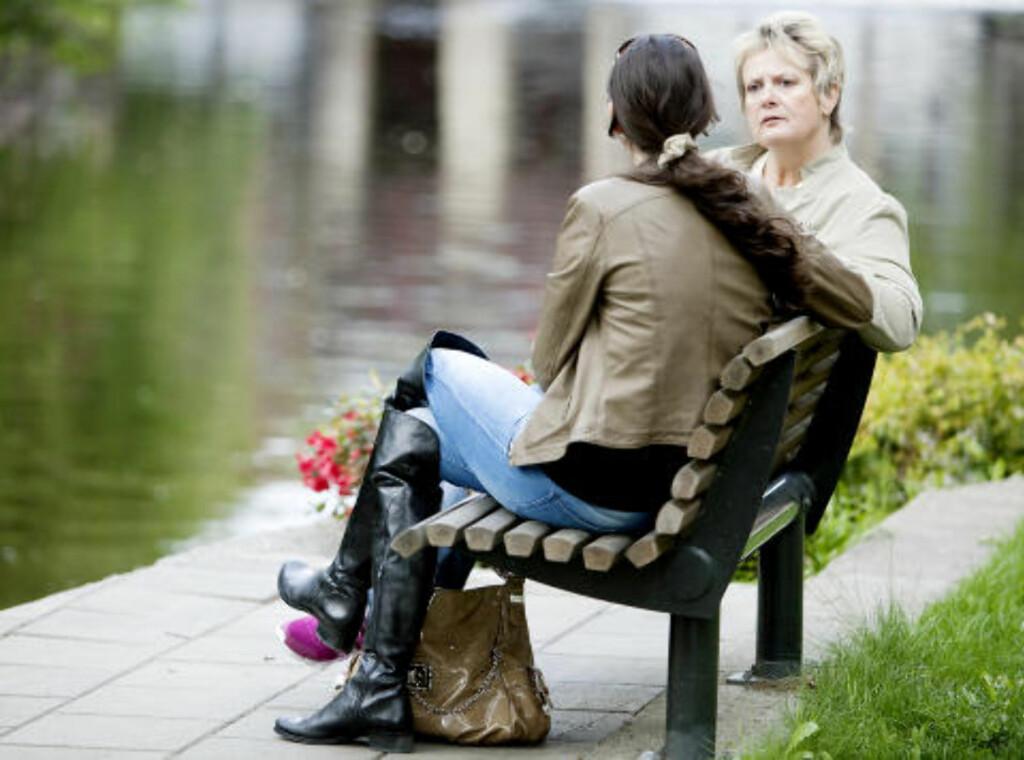 - POLITIET SVIKTER:  - «Anitas» sak er nok et eksempel på at politiets rutiner i forhold til voldtektsanmeldelser ikke er holdbare, sier Herdis Magerøy - daglig leder ved Dixi ressurssenter for voldtatte. I går fikk hun høre «Anitas» vonde historie. Foto: Espen Røst / Dagbladet