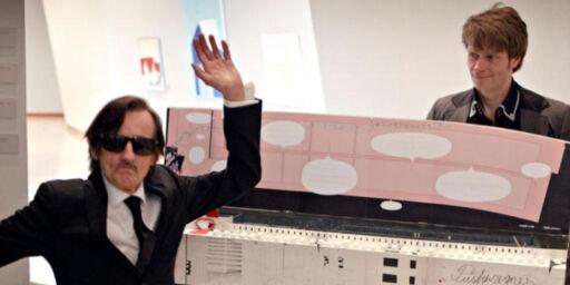 image: Slik blir Pushwagners spektakulære underjordiske museum
