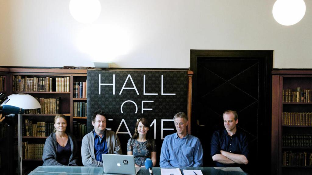 HAR NOMINERT:  Marit Larsen er leder for nominasjonskomiteen for Rockheim Hall of Fame. Nå er lista med 15 kanidater klar.  Foto: Bjørn Langsem/Dagbladet.