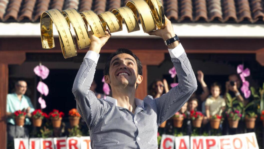<strong>- FRUSTRERENDE:</strong> - Ingen &mdash; også inkludert oss syklister &mdash; skjønner noen ting. Vi forstår ikke hvorfor en avgjørelse ikke kan falle. Kan man ikke bare gi et ja eller nei. Saken burde vært død, sier Thor Hushovd om at Contadors deltakelse i Tour de France. Foto: Reuters / Sergio Perez