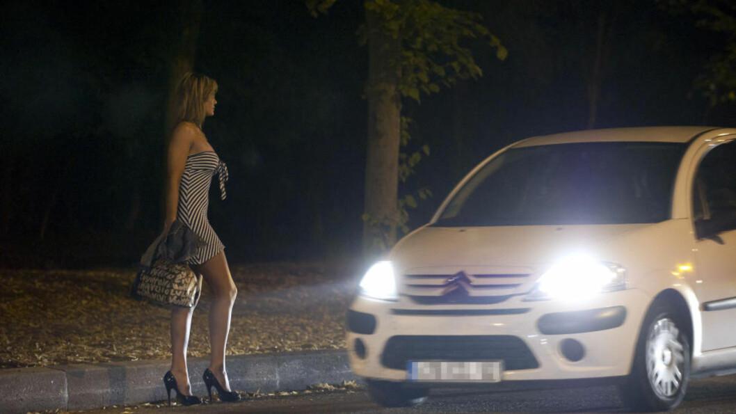 <strong> PENGER OG SEX:</strong>  Ifølge danske forskere er det ikke bare pengene som er drivkraften når folk velger å selge kroppen sin. Illustrasjonsfoto: AFP PHOTO / BERTRAND LANGLOIS