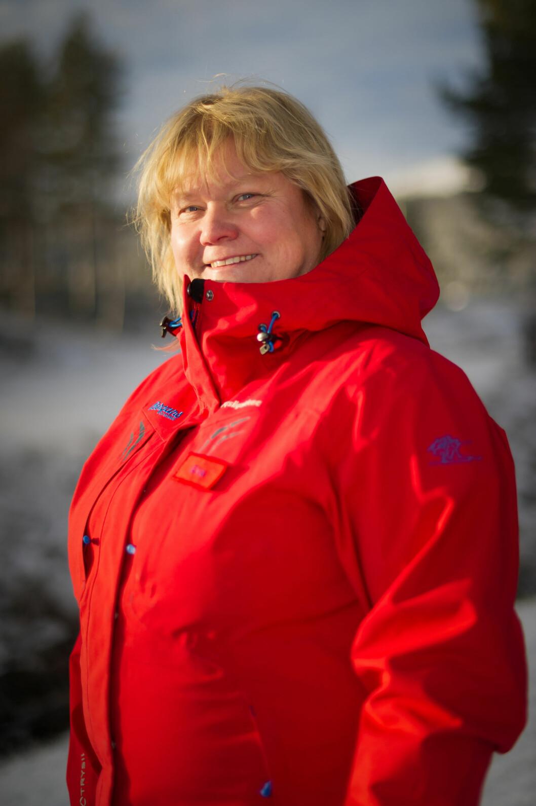 Daglig leder i Trysilguidene: Eva Ruder Thorén Foto: Privat