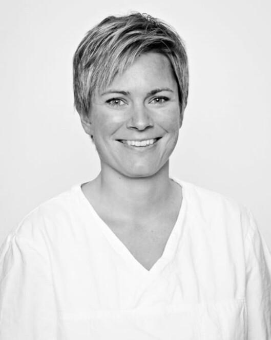 Fysioterapeut: Stine Opstad Nilsen Foto: Privat