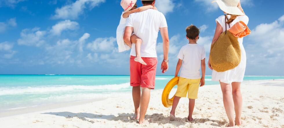 Hit drar småbarnsfamiliene på vinterferie