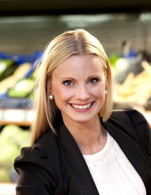 Forbrukerøkonom Silje Sandmæl er aktuell med boka Pengekarusellen Foto: Dnb
