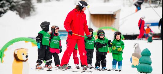 Aktiv familieferie på ski i Trysil