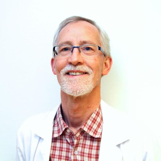 <strong>Endokrinolog:</strong> Kristian Fougner mener at Graves&amp;amp;amp;amp;amp;amp;amp;amp;amp;amp;amp;amp;amp;amp;amp;amp;#039; sykdom og graviditet er en dårlig kombinasjon. Foto: Christina Yvonne Olsen
