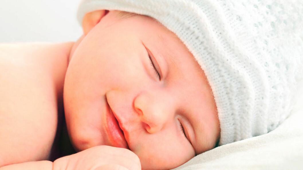 <strong><b>TIRSDAG FØDES FLEST:</strong></b>Sjansen er størst for at det var en tirsdag din baby blir født. Foto: NTB scanpix