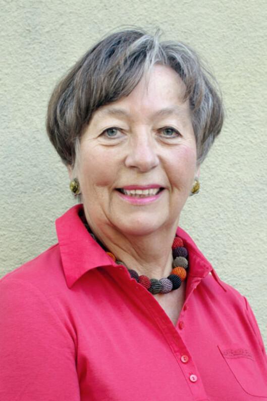 Mette Haase Moen professor emerita ved NTNU og og gynekolog ved St. Olavs Hospital Foto: privat