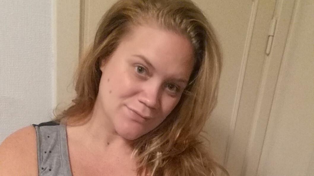 <strong><b>GIR ENDOMETRIOSE ET ANSIKT:</strong></b>Jamie Yvonne ønsker at flere skal vite om denne sykdommen. Foto: privat