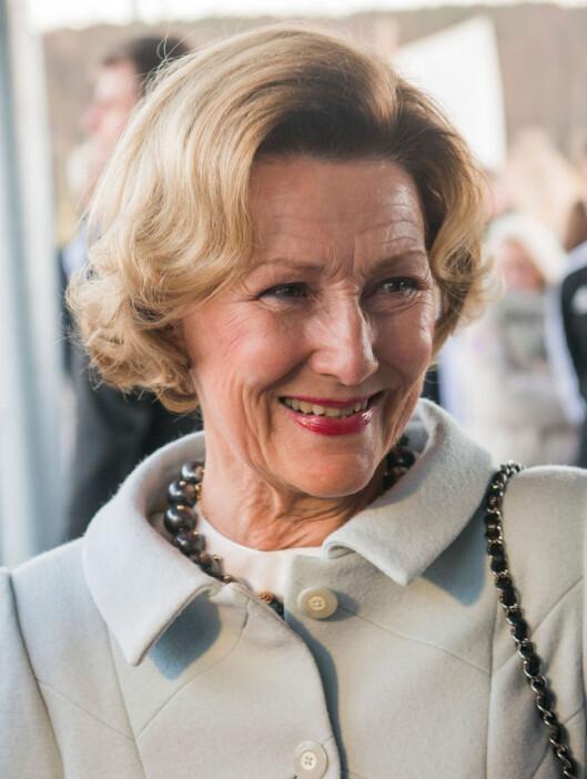 ÅPEN DRONNING: Dronning Sonja har fortalt åpent om egne spontanaborter Foto: NTB Scanpix/Varfjell, Fredrik
