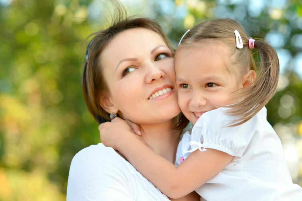 NYTT KAPITTEL: Vis barnet at det er helt trygt å være i barnehagen - også når du går! Foto: Shutterstock.com ©