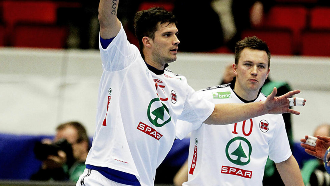 <strong>ALLTID FOR SEINT UTE:</strong> Bøtesjef Børge Lund mener Kristian Kjelling og Håvard Tvedten omtrent alltid kommer for seint.