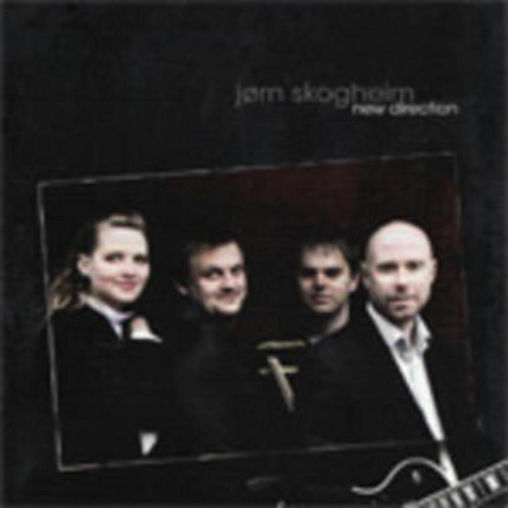 JØRN SKOGHEIM: Studie i elegant musisering.