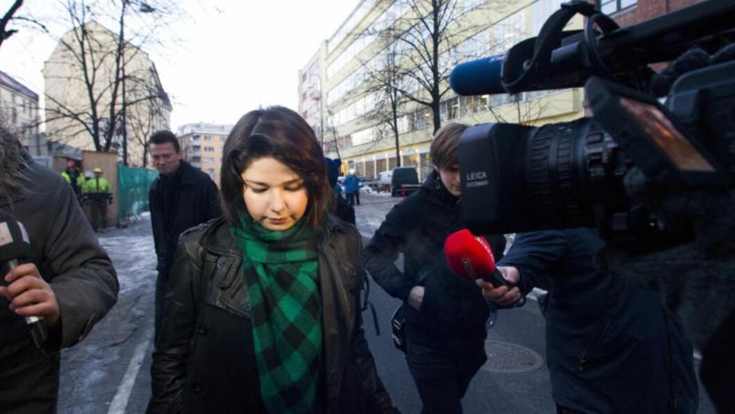 <strong>VIL IKKE SPLITTE:</strong> På spørsmål om han tror den rødgrønne regjeringen kan sprekke på grunn av Amelie-saken ga Stoltenberg et klart «nei».  Foto: BERIT ROALD/SCANPIX