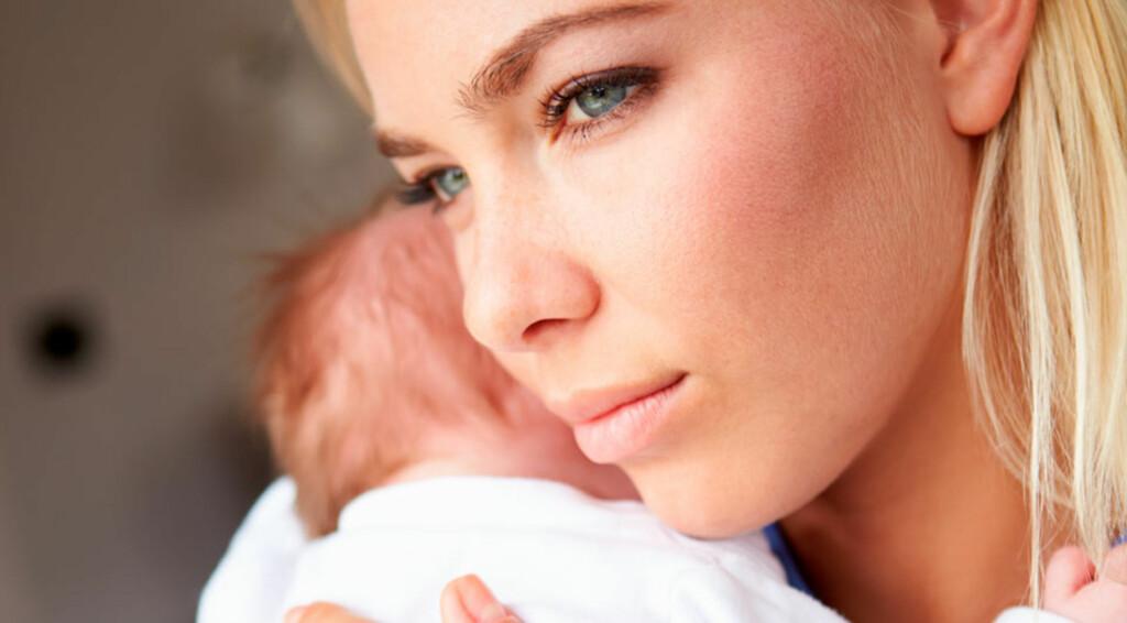 fd29dd4d Fødselsdepresjon: Tegnene du bør kjenne til - KK