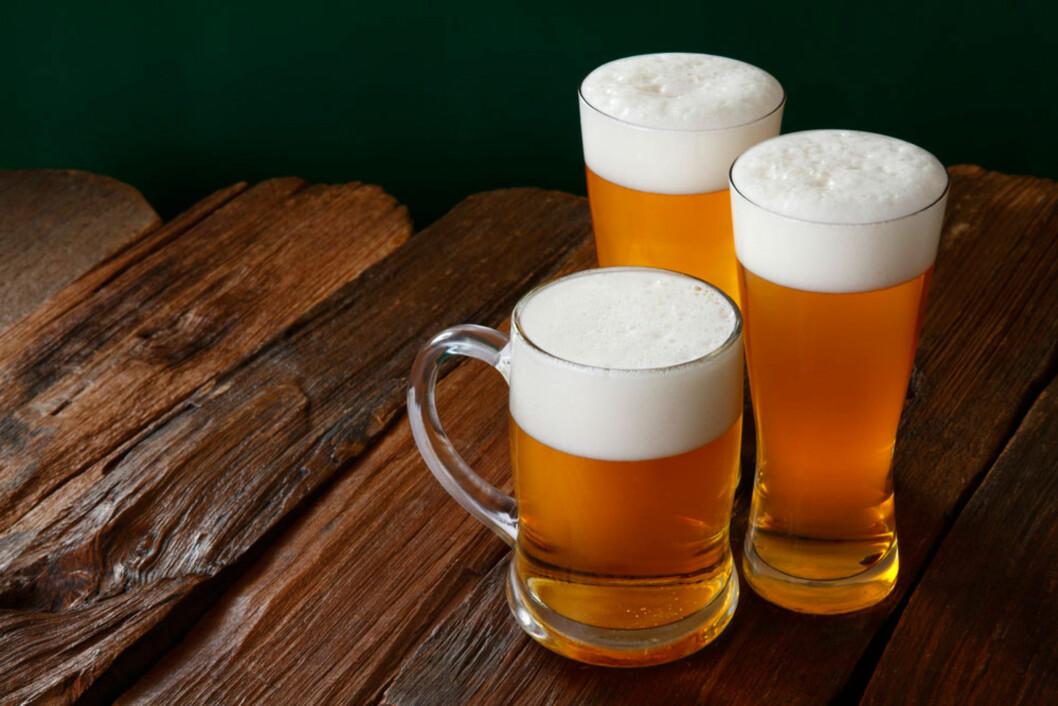 <b>SYNDEREN:</b> Alkoholen kan nedsette sædkvaliteten hos menn. Foto: Shutterstock ©