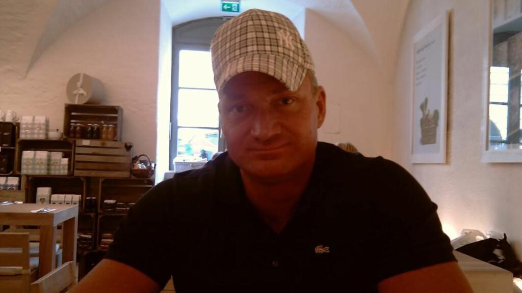 ARRESTERT: Etterlyste Philip Holst-Cappelen er arrestert av politi i Spania. Foto: Svensk politi/Expressen