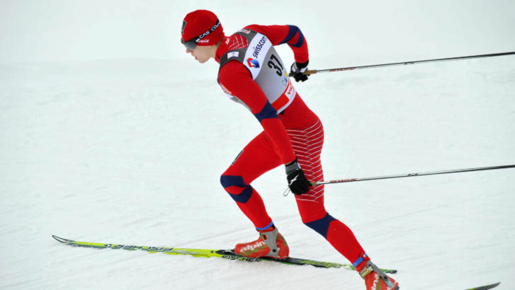 BESTE NORDMANN: Anders Gløersen var raskest av de norske sprinterne under prologen i Rybinsk.Foto:Erik Berglund