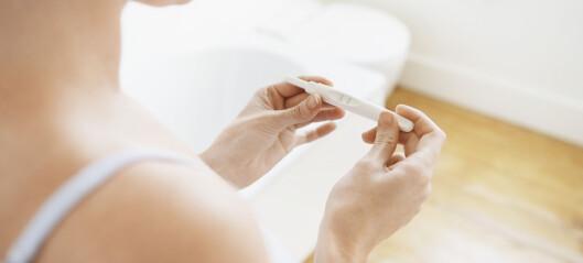 Gravid? Dette er det beste tidspunktet for å ta en graviditetstest