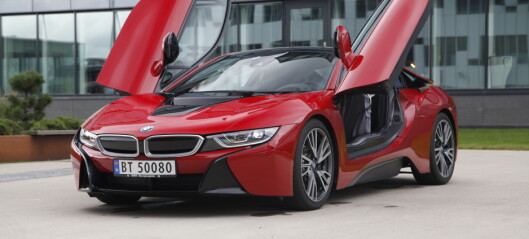Vi har testet BMWs hybridsportsbil