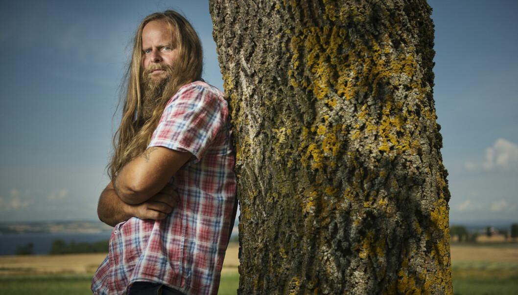 <strong>GJORDE SEG BEMERKET:</strong> Frank Tore Aniksdal var blant de mest omtalte «Farmen»-deltakerne i 2014. <div>Foto: Benjamin A. Ward / Dagbladet     </div>