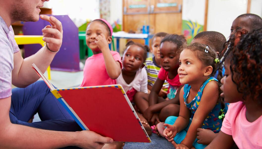 <strong>MORSMÅL:</strong> Den danske regjeringen gir nå kommunene klarsignal til å språkteste toåringer - og tvinge dem i barnehage. Illsutrasjonsfoto: Shutterstock/NTB Scanpix.&nbsp;