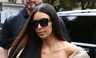 RANET: Realitystjerna Kim Kardashian (35). Foto: NTB Scanpix
