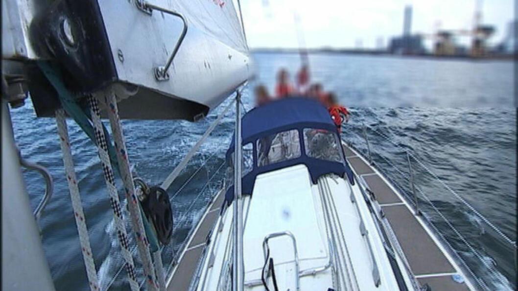 <strong>VAR PÅ JORDOMSEILING:</strong> Den tyske pirateksperten Michael Kneissler slår fast overfor dansk TV2 at piratene som kidnappet en dansk familie 1200 kilometer utenfor Afrikas Horn har oppnådd jackpoten. Foto: DR